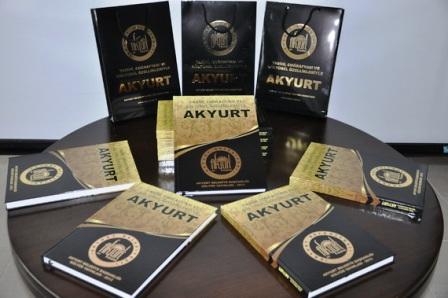 Akyurt'un Tanıtım Kitabı Hazır
