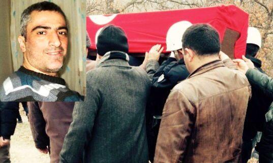 polis memuru hayatini kaybetti