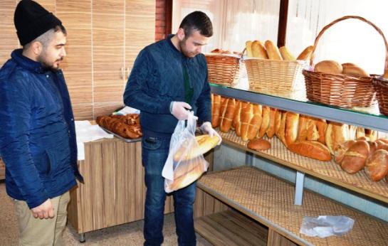 Ekmek Zamlandı Sahip Çıkalım