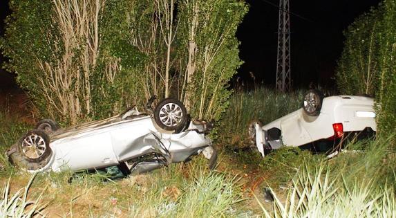 cubuk trafik kazasi 6 yarali fatih tuzun