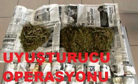 Ankara Emniyetinden Uyuşturucuya Büyük Operasyon