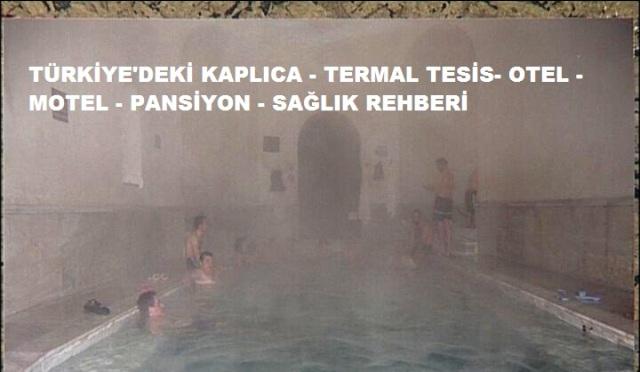 Türkiye Kaplıca Tesisleri