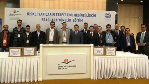 turkiye insaat muhendisleri riskli yapilar