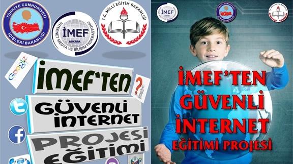 Guvenli internet Kullanimi Konferansi Verildi