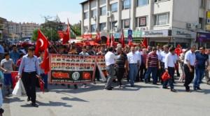 Pkk Terörüne Protesto