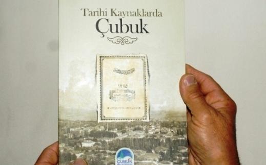 Çubuk'un Tarihi Yazıldı