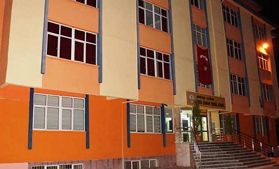 Fetö Okulları Mühürlendi
