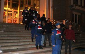 Jandarma ve polisten dev uyuşturucu operasyonu 20 gözaltı