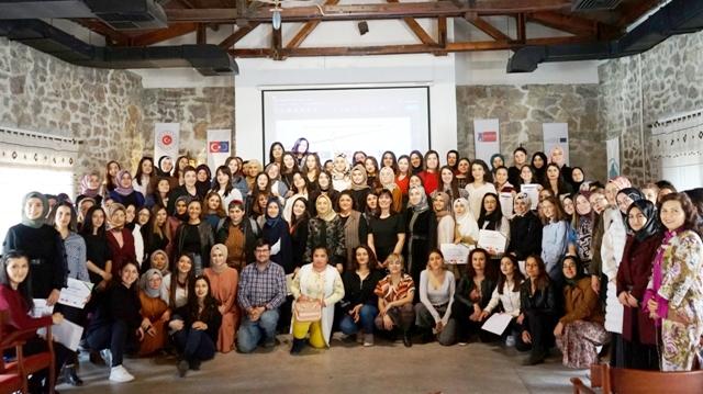 Kırsal Eğitim Politikaları ve İstihdam Projesi zirve programı tamamlandı